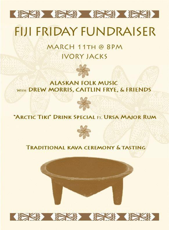 Friday Tiki Fundraiser
